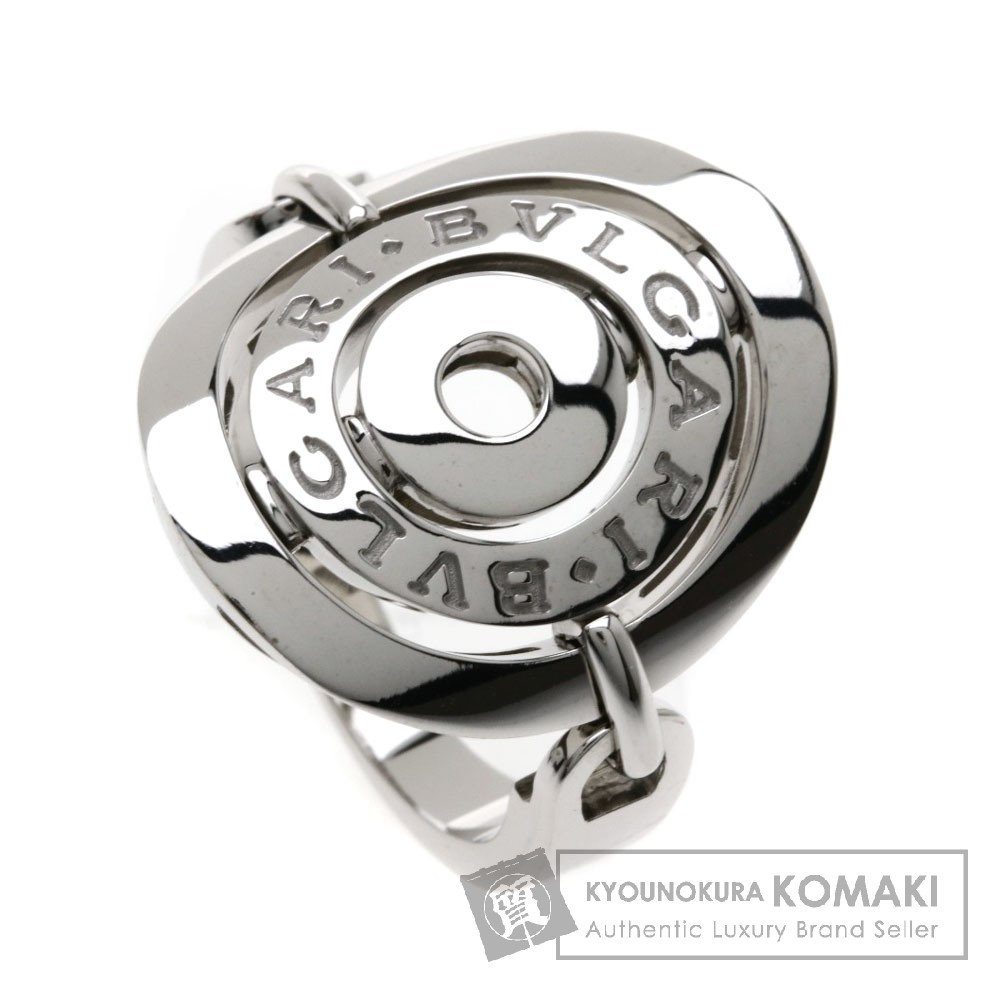 BVLGARI アストラーレ リング・指輪 K18ホワイトゴールド レディース 【中古】【ブルガリ】