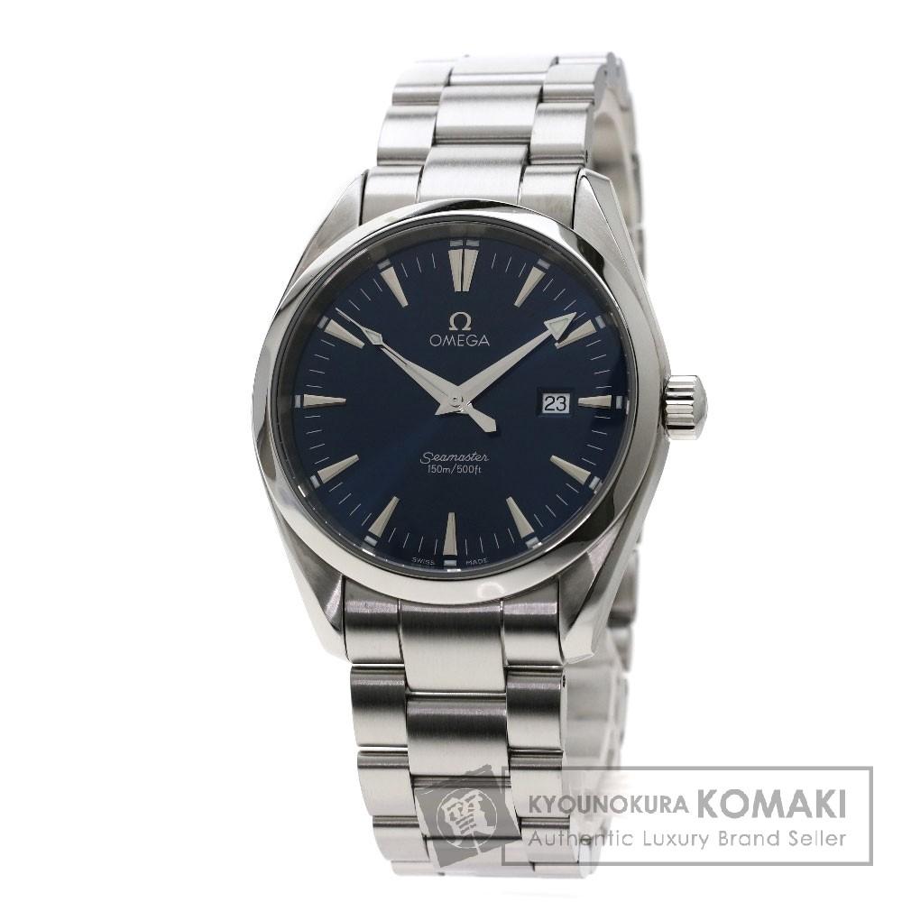 OMEGA 2517-80 シーマスター アクアテラ 腕時計 ステンレススチール/SS メンズ 【中古】【オメガ】
