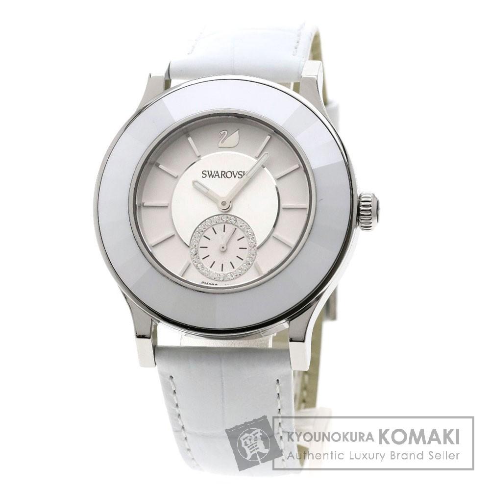SWAROVSKI 1181757 オクテアクラッシカ 腕時計 ステンレススチール レディース 【中古】【スワロフスキー】