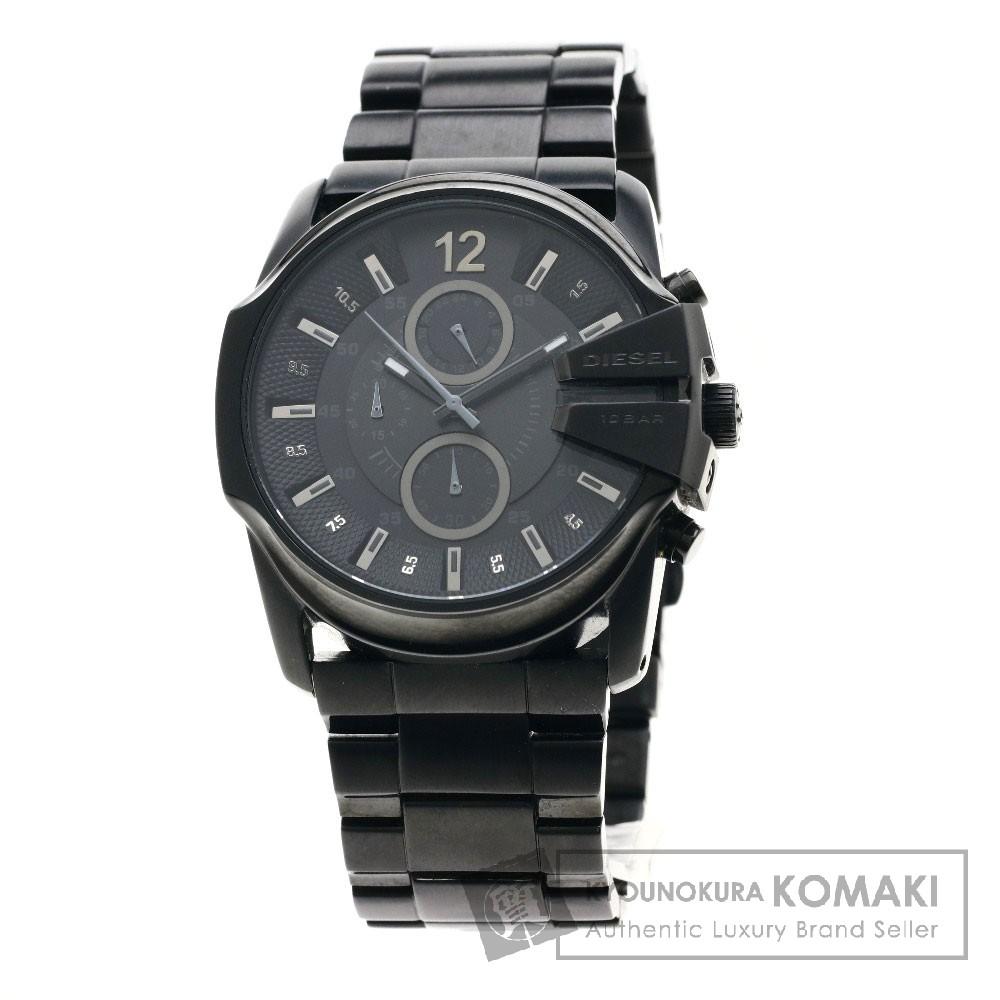 DIESEL DZ-4180 腕時計 ステンレススチール メンズ 【中古】【ディーゼル】