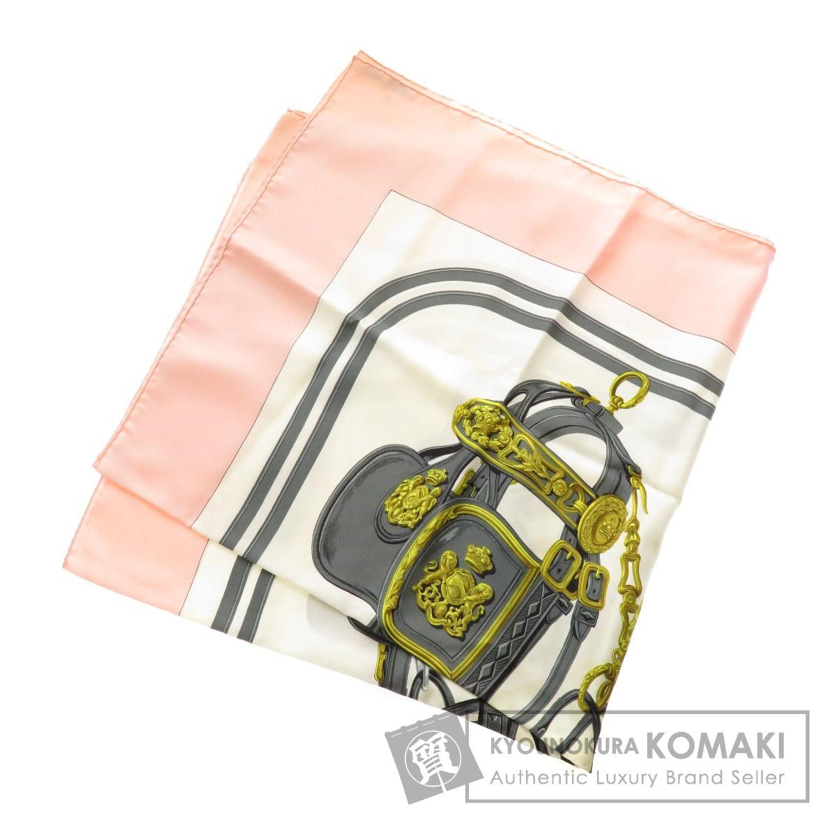 HERMES カレ90 BRIDES de GALA スカーフ シルク レディース 【中古】【エルメス】