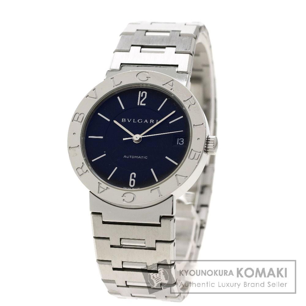 BVLGARI BB33SSD ブルガリブルガリ 腕時計 ステンレススチール/SS メンズ 【中古】【ブルガリ】