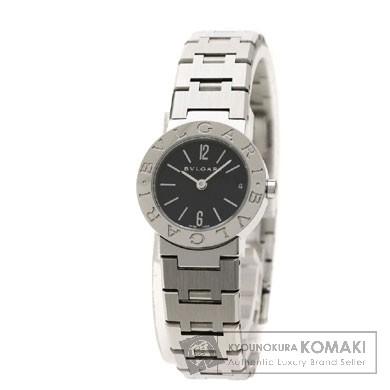 BVLGARI BB23SSD ブレスレット 腕時計 ステンレススチール/SS レディース 【中古】【ブルガリ】