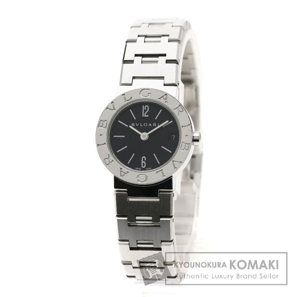 BVLGARI BB23SSD ブルガリブルガリ 腕時計 ステンレススチール レディース 【中古】【ブルガリ】