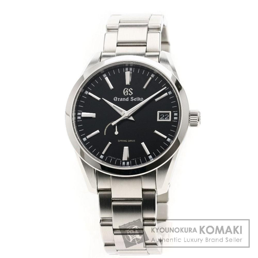 SEIKO SBGA101 9R65-0BM0 グランドセイコー 腕時計 ステンレススチール メンズ 【中古】【セイコー】