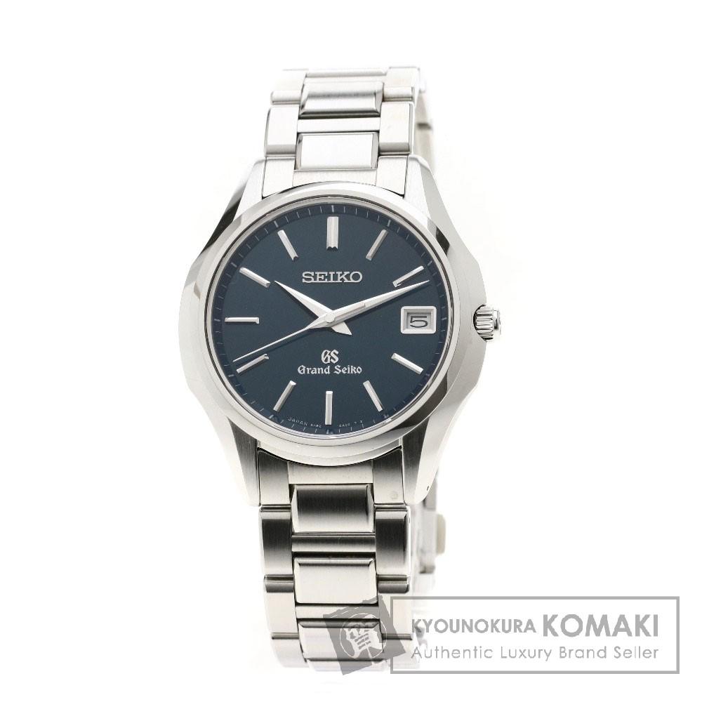 SEIKO 9F82-0AD0 グランドセイコー 腕時計 ステンレススチール メンズ 【中古】【セイコー】
