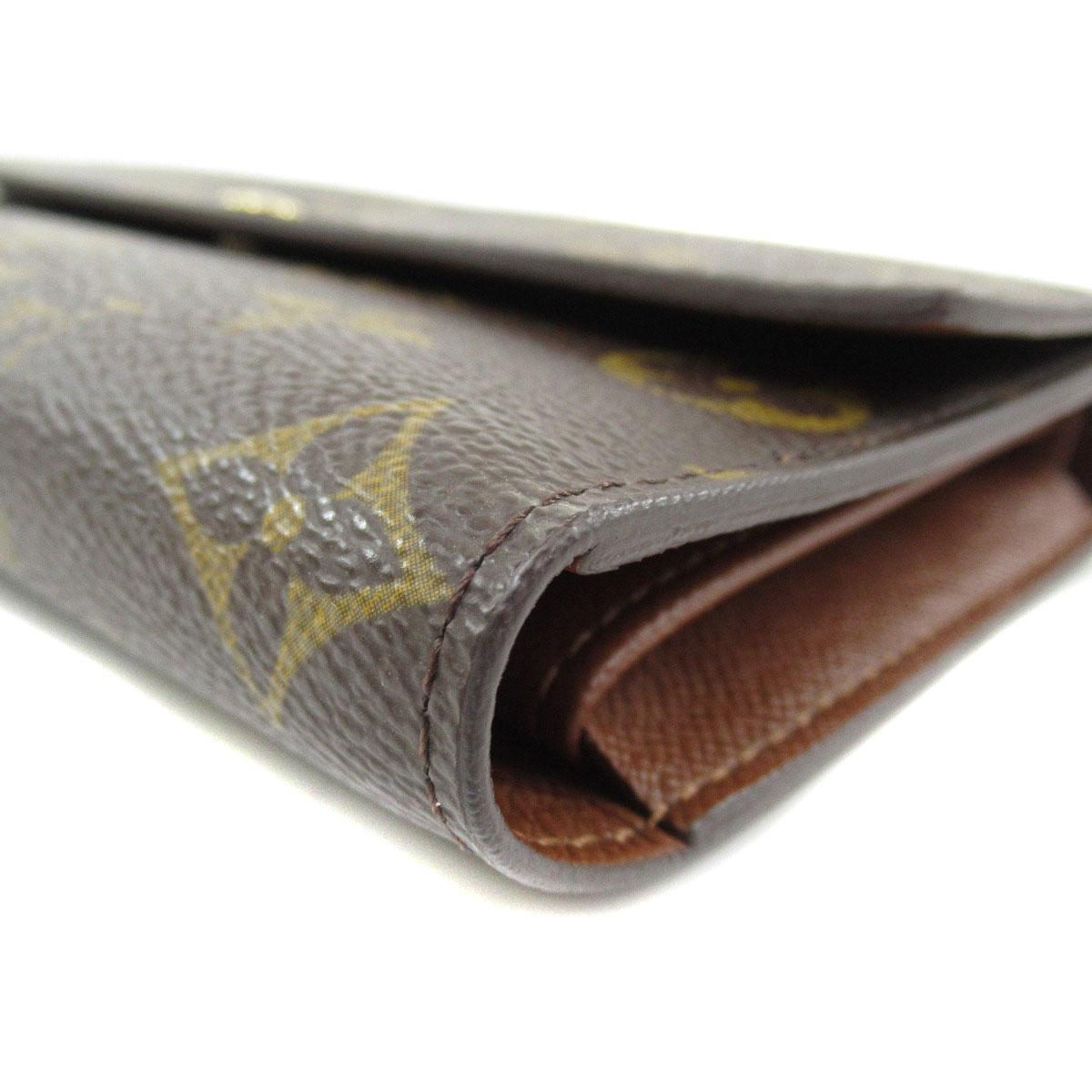 45b40788bae0 ... LOUIS VUITTON M61217 ポルトフォイユ インターナショナル 三つ折り 長財布(小銭入れあり) モノグラムキャンバス ...