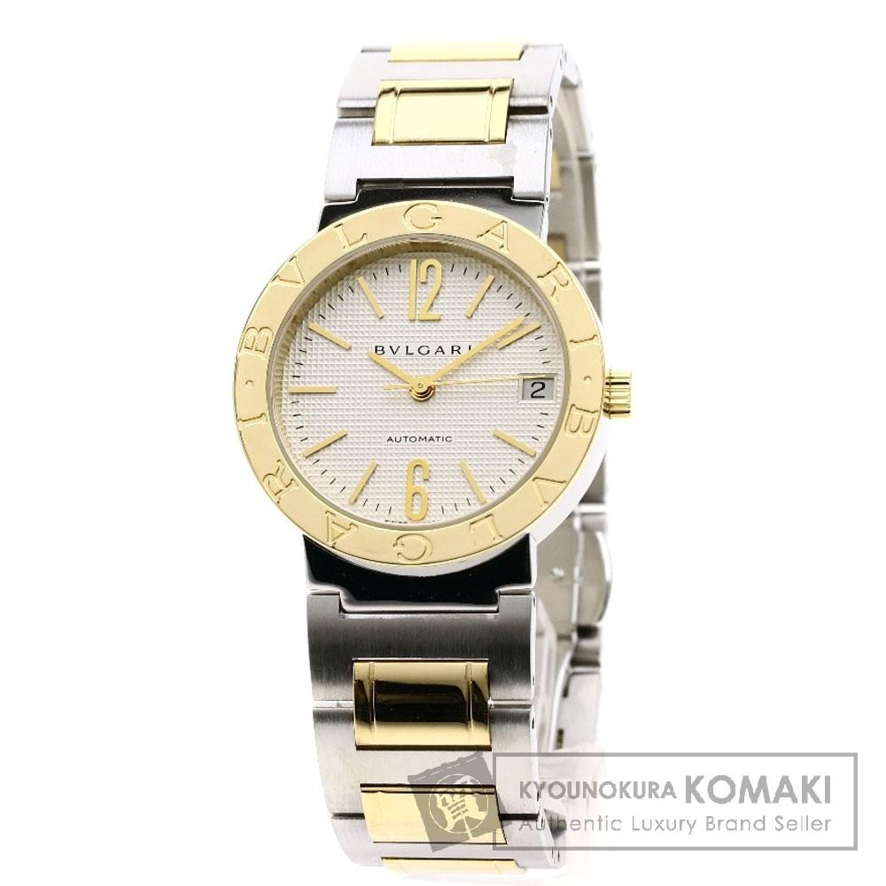 BVLGARI BB33WSGD/N ブルガリブルガリ/コンビ 腕時計 OH済 ステンレススチール メンズ 【中古】【ブルガリ】