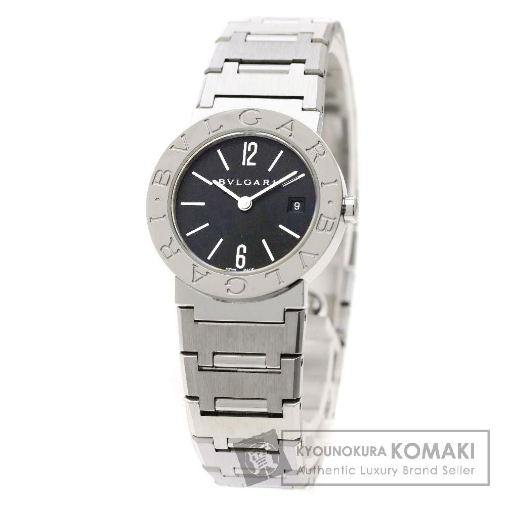 BVLGARI BB26SSD ブルガルブルガリ 腕時計 ステンレススチール/SS レディース 【中古】【ブルガリ】