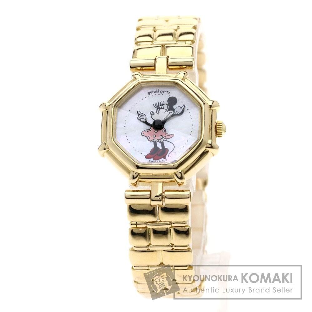 Gerald Genta G3299.7 レトロ ファンタジー ミニー 腕時計 K18ピンクゴールド レディース 【中古】【ジェラルドジェンタ】