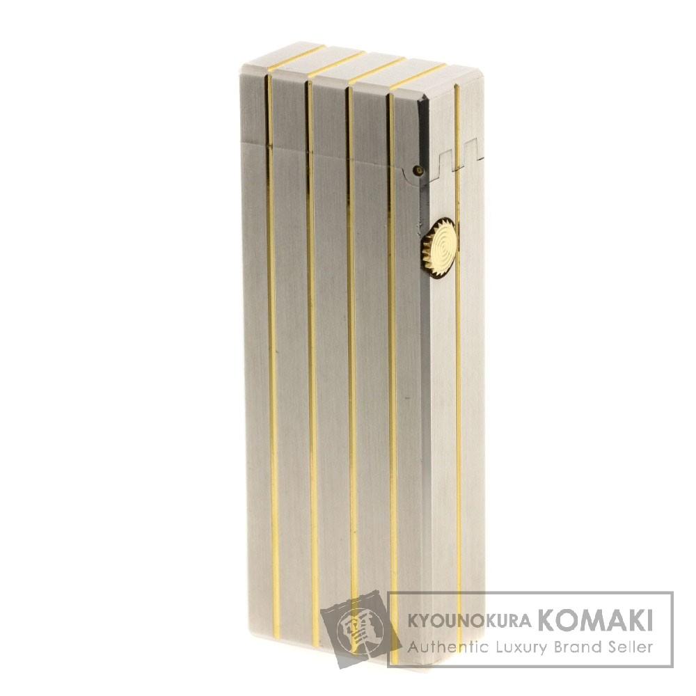 Dunhill RL1574 4ライン ライター 金属製 メンズ 【中古】【ダンヒル】