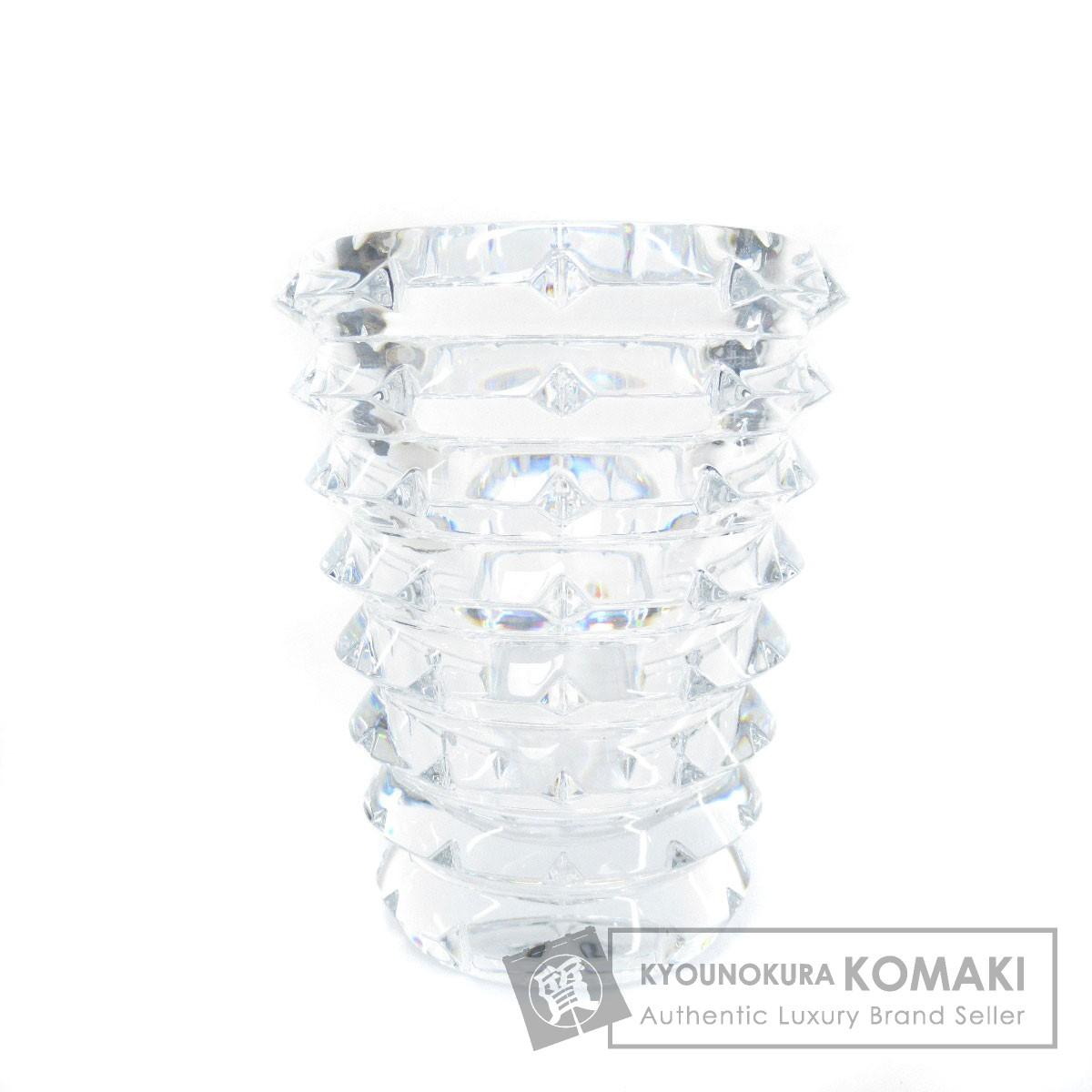 Baccarat 花瓶/フラワーベース オブジェ クリスタルガラス ユニセックス 【中古】【バカラ】