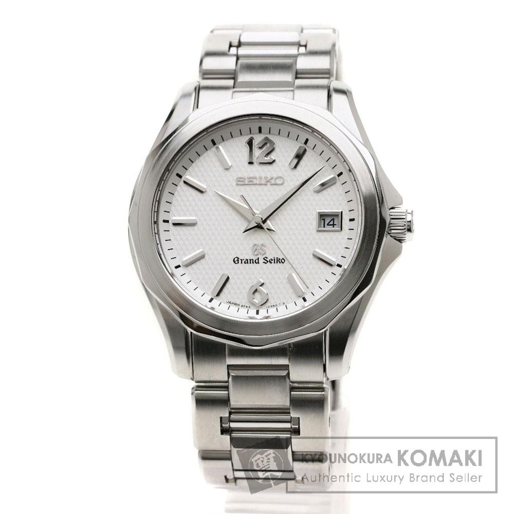 SEIKO 9F62-0A60 SBGX033 グランドセイコー 腕時計 ステンレススチール/SS メンズ 【中古】【セイコー】