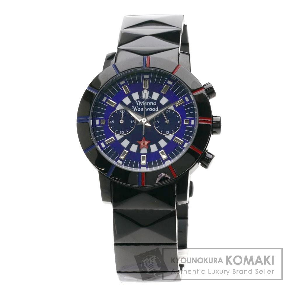 Vivienne Westwood VW2350-B64 腕時計 ステンレススチール/SS メンズ 【中古】【ヴィヴィアンウエストウッド】