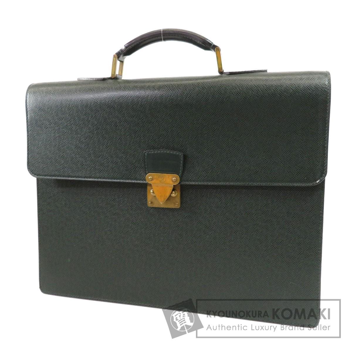 LOUIS VUITTON M30034 モスコバ ビジネスバッグ タイガレザー メンズ 【中古】【ルイ・ヴィトン】