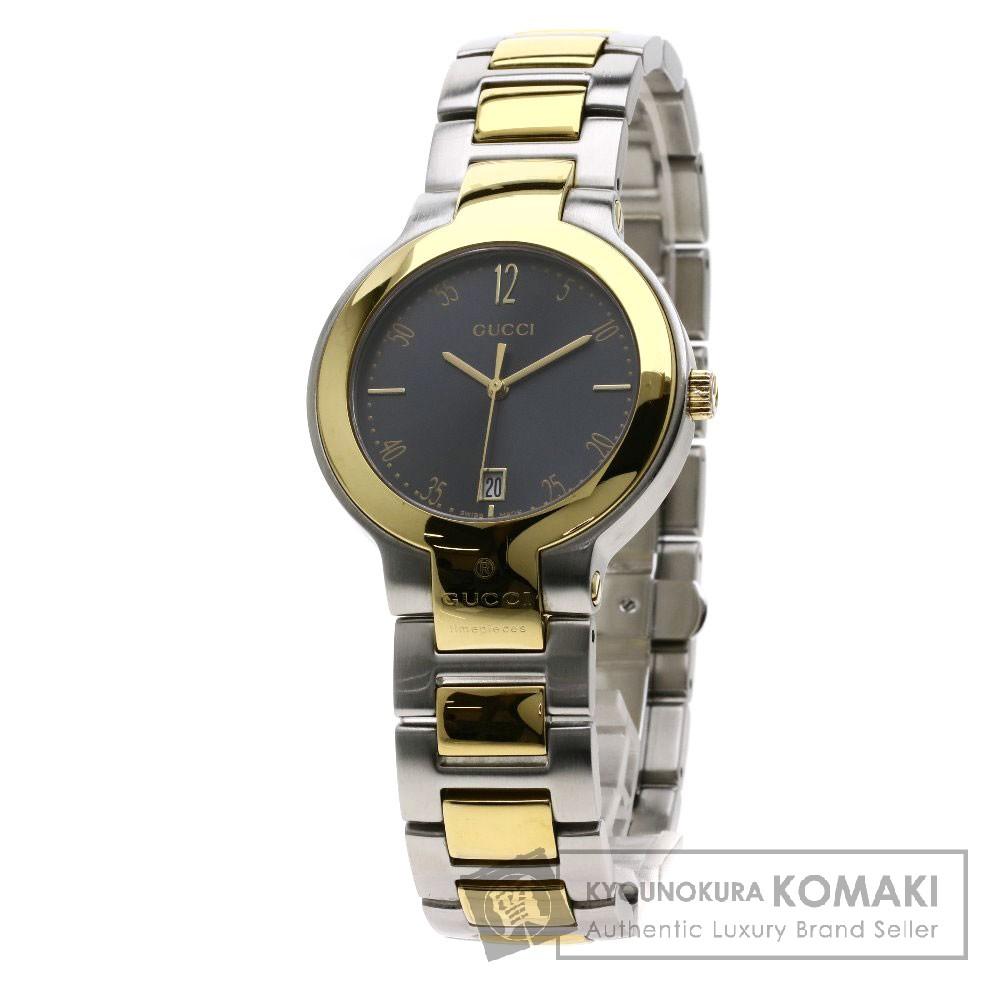 GUCCI 8900M コンビ 腕時計 ステンレススチール メンズ 【中古】【グッチ】