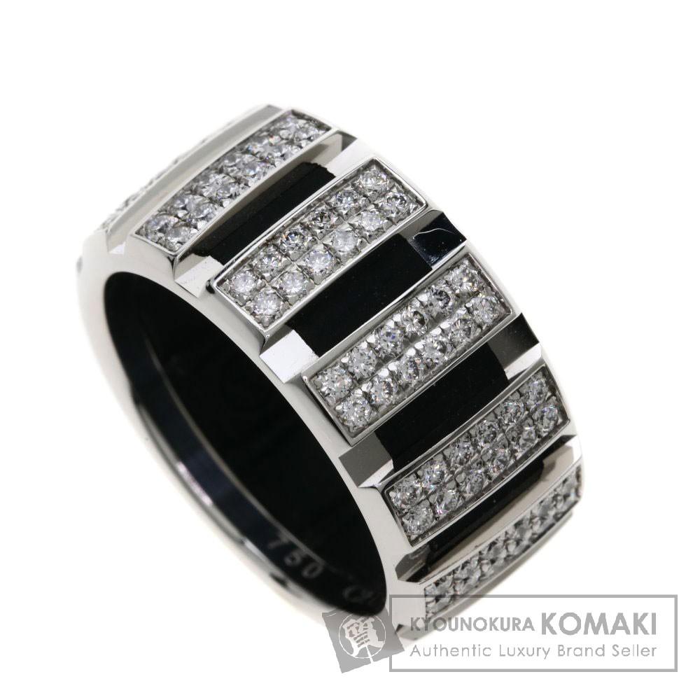 Chaumet クラスワン フルダイヤモンド リング・指輪 K18ホワイトゴールド レディース 【中古】【ショーメ】