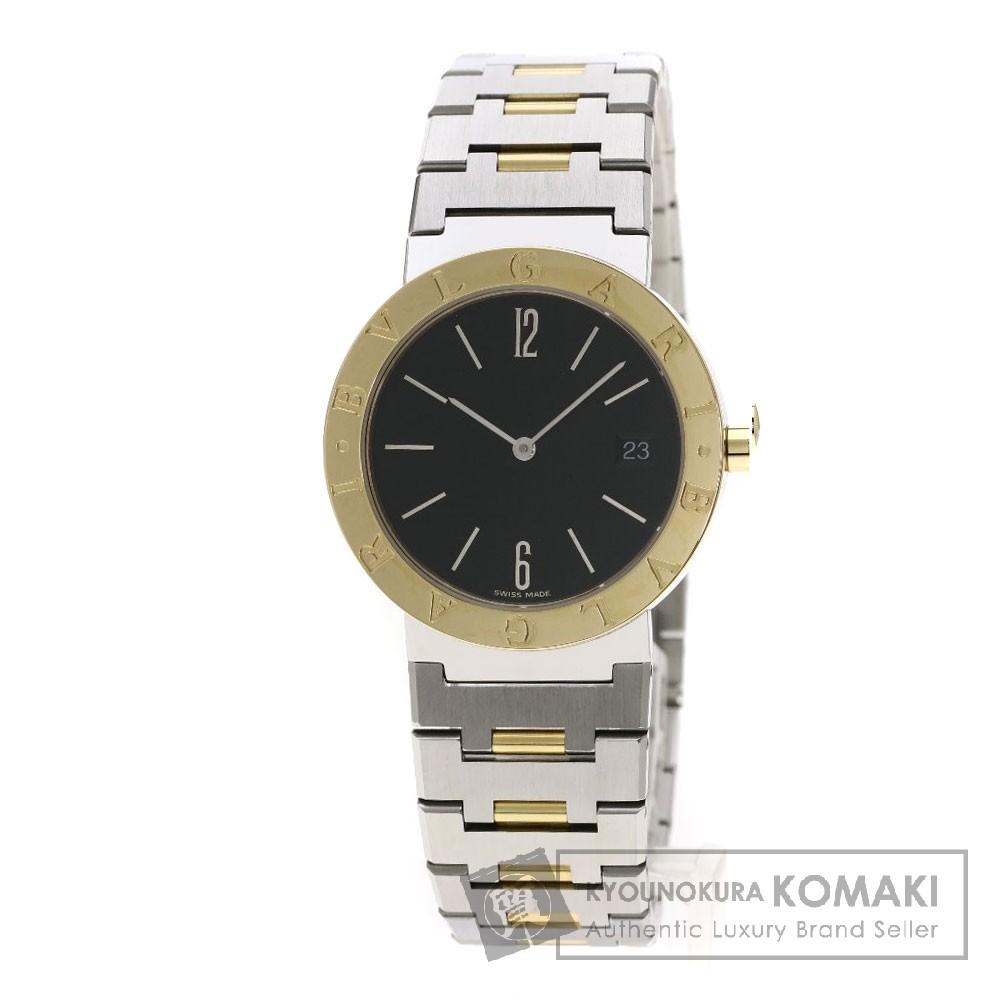 BVLGARI BB33SGD ブルガリブルガリ コンビ 腕時計 ステンレススチール/SSxK18YG メンズ 【中古】【ブルガリ】