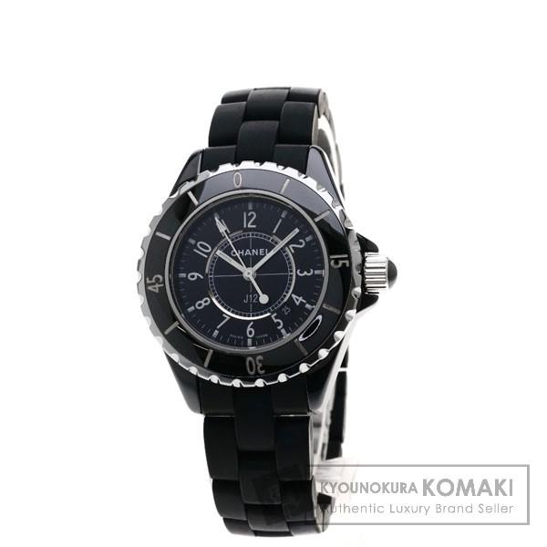 CHANEL H0681 J12 33 腕時計 セラミック/ラバー レディース 【中古】【シャネル】