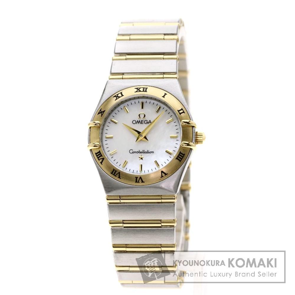 OMEGA 1262-70 コンステレーション 腕時計 /SS/SSxK18YG レディース 【中古】【オメガ】