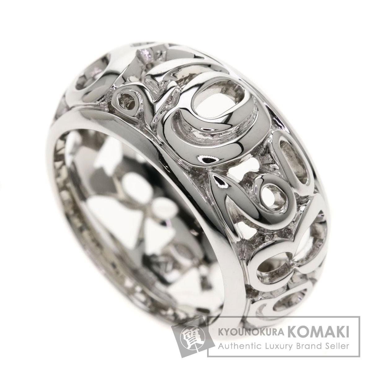 FRANCK MULLER タリスマン リング・指輪 K18ホワイトゴールド レディース 【中古】【フランクミュラー】