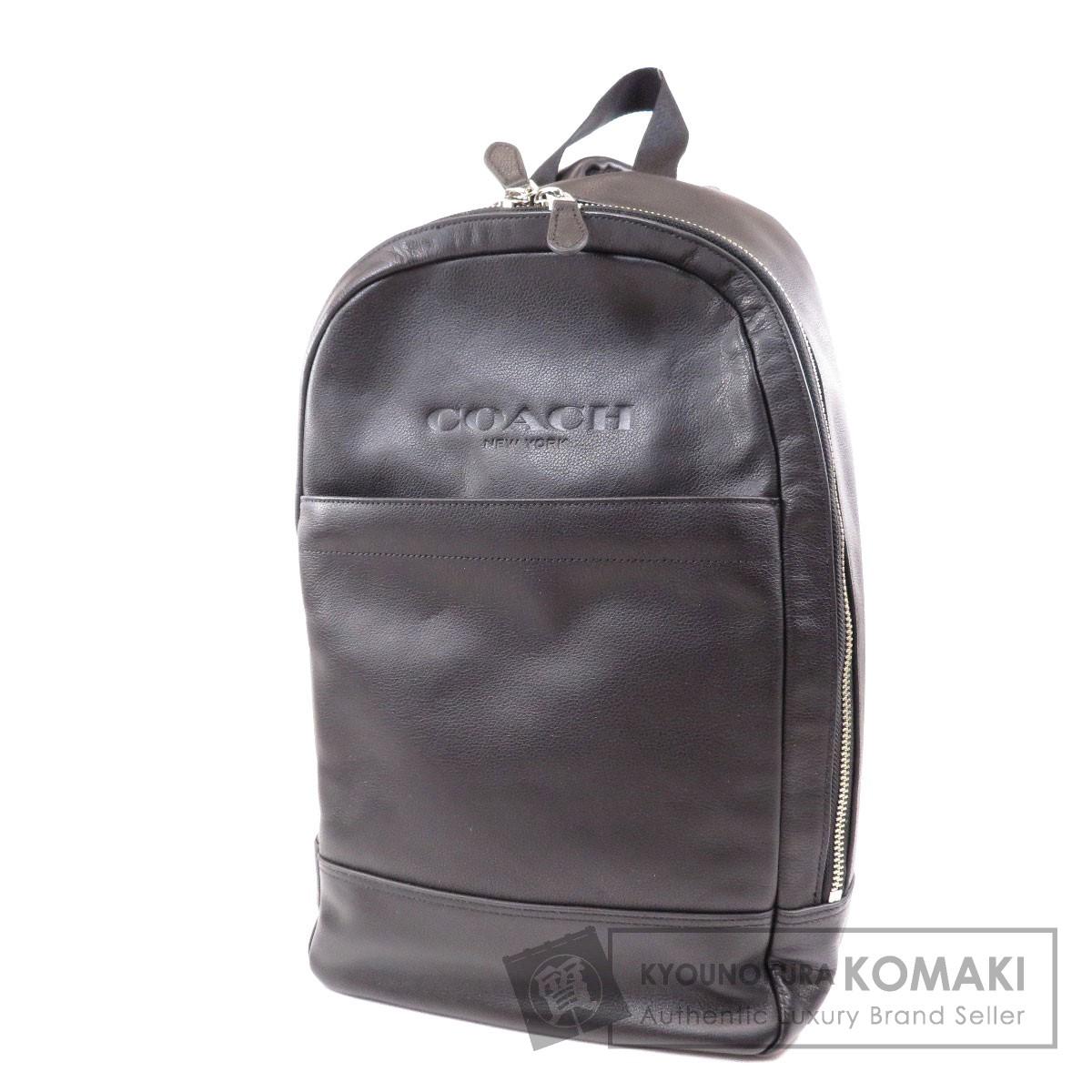 COACH F54135 リュック・デイパック レザー レディース 【中古】【コーチ】
