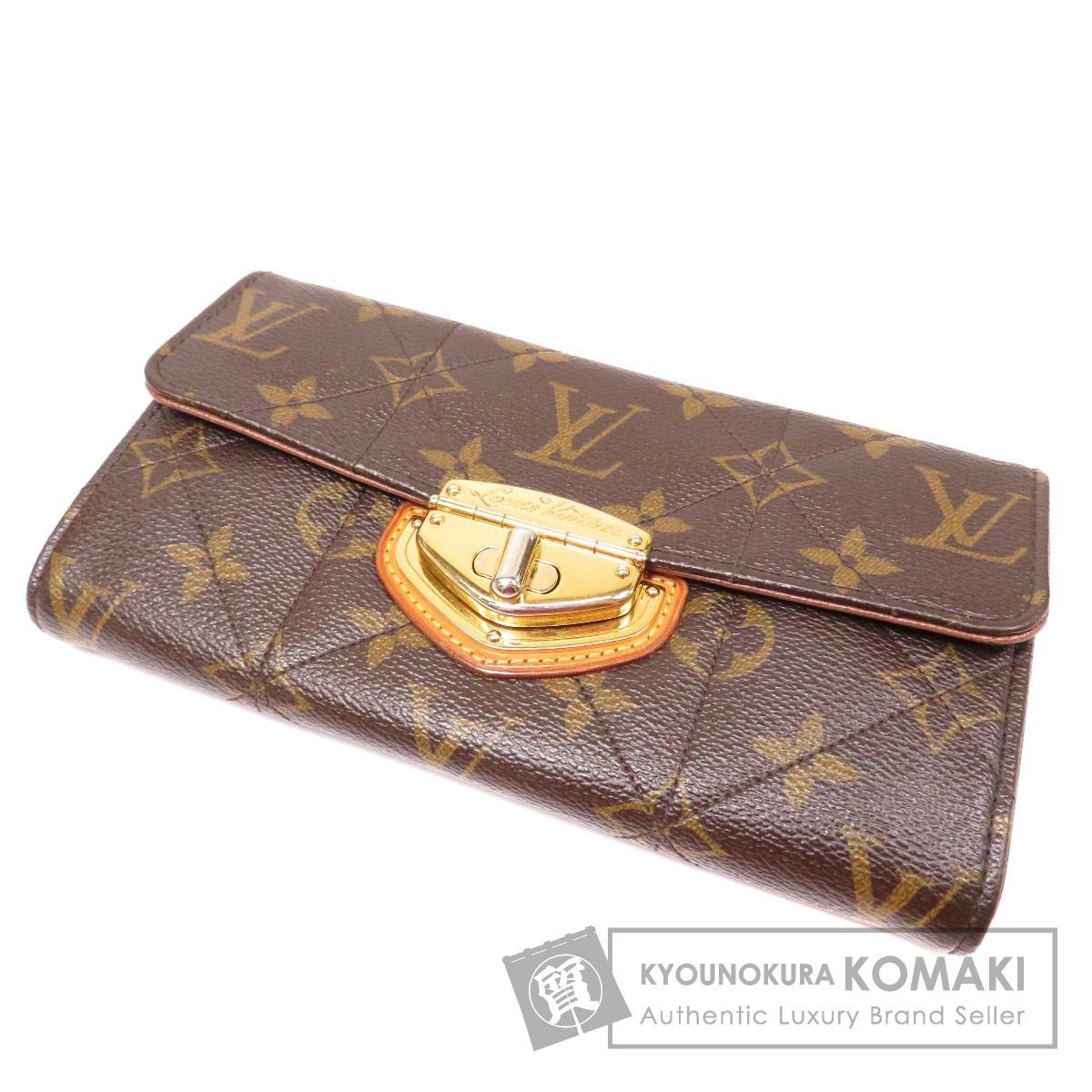 LOUIS VUITTON M66556 エトワール ポルトフォイユ サラ 長財布(小銭入れあり) モノグラムキャンバス レディース 【中古】【ルイ・ヴィトン】