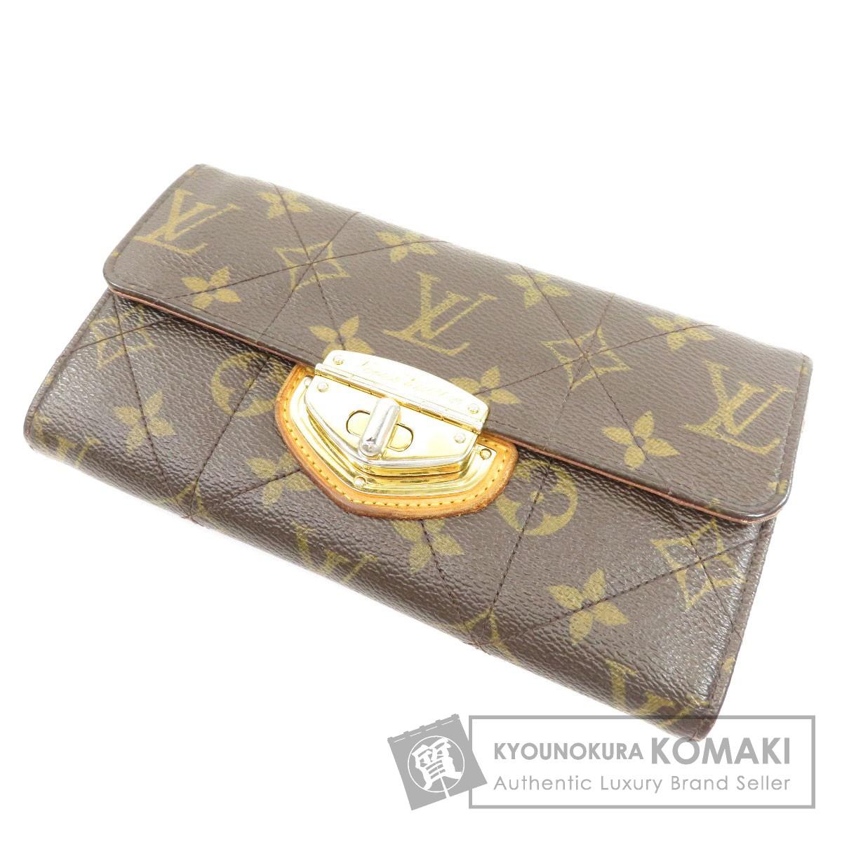 LOUIS VUITTON M66556 ポルトフォイユ サラ エトワール 長財布(小銭入れあり) モノグラムキャンバス レディース 【中古】【ルイ・ヴィトン】