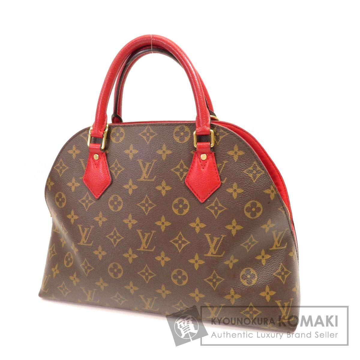 8387c6df00f3 Authentic LOUIS VUITTON M41779 Alma Bag Into - Bag Handbag Monogram canvas