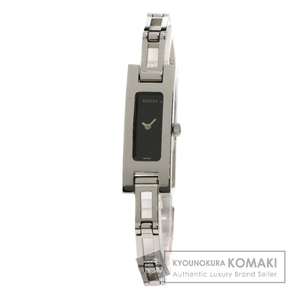 GUCCI 3900L 腕時計 ステンレススチール レディース 【中古】【グッチ】