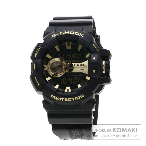 CASIO GA-400GB-1A9DR  Gショック 腕時計 樹脂 メンズ 【中古】【カシオ】