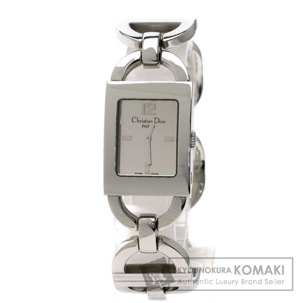 CHRISTIAN DIOR D78-109 マリス 腕時計 ステンレススチール/SS レディース 【中古】【クリスチャンディオール】