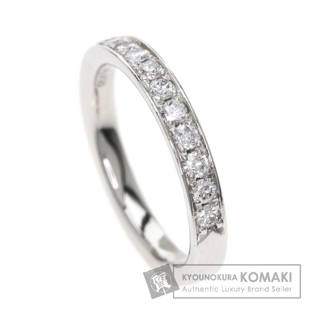 ダイヤモンド リング・指輪 プラチナPT950 3.7g レディース 【中古】