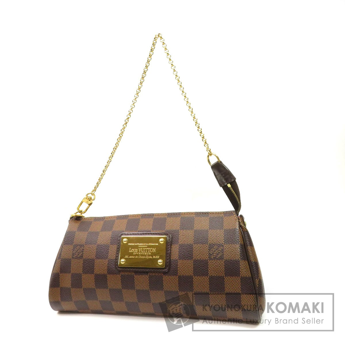 finest selection a945d ccdd3 LOUIS VUITTON 分割 本物 N55213 エヴァ ショルダーバッグ 激安 ...