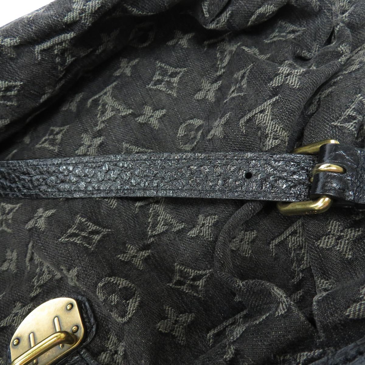 ルイヴィトン M95835 スライトリー ショルダーバッグ モノグラムデニム レディースLOUIS VUITTON0XwOk8nP