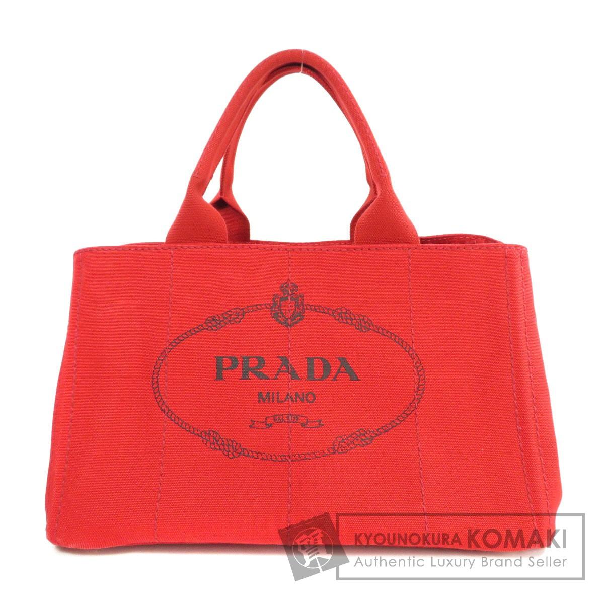 100%の保証 プラダ カナパ ストラップ付 トートバッグ キャンバス レディース 【PRADA】, 暮らすとあ e26a8146