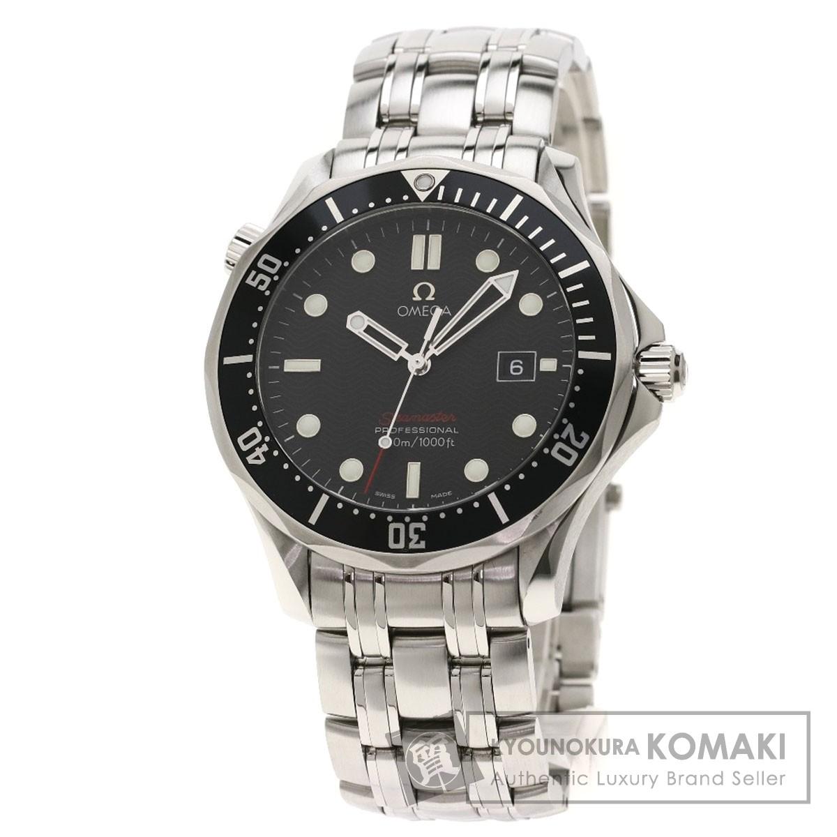 オメガ 212.30.41.61.01.001 シーマスター 300 腕時計 ステンレススチール/SS メンズ 【中古】【OMEGA】