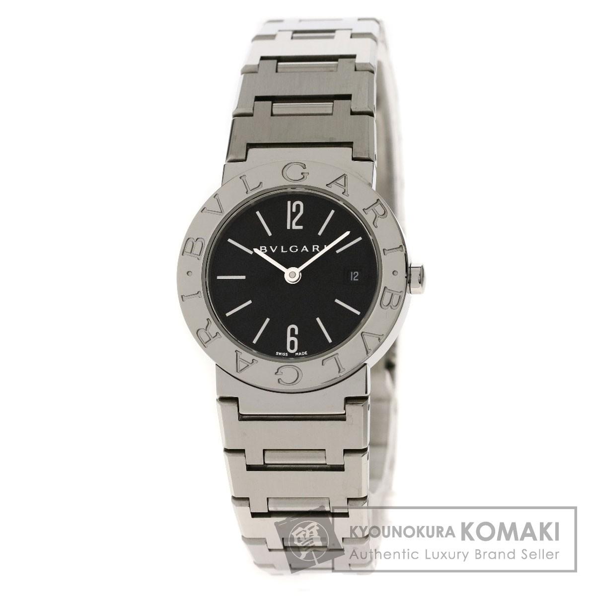 ブルガリ BB26SSD ブルガリブルガリ 腕時計 ステンレススチール/SS レディース 【中古】【BVLGARI】