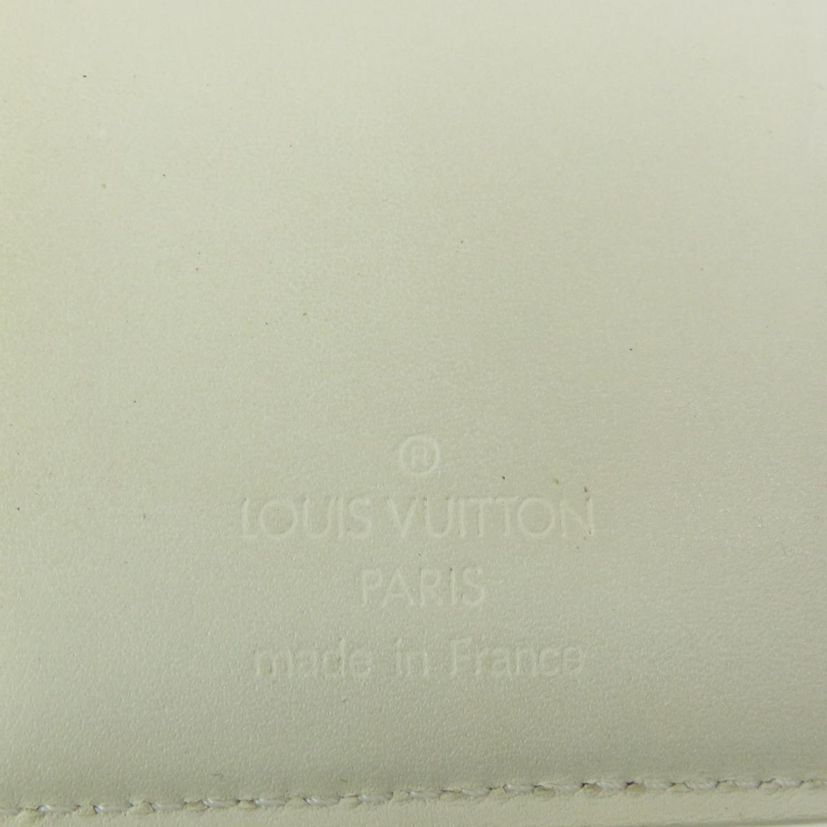 ルイヴィトン M91363 ポルトモネビエヴィエノワ 二つ折り財布 小銭入れありヴェルニ レディースLOUIS VUITTONb7IYf6gyv