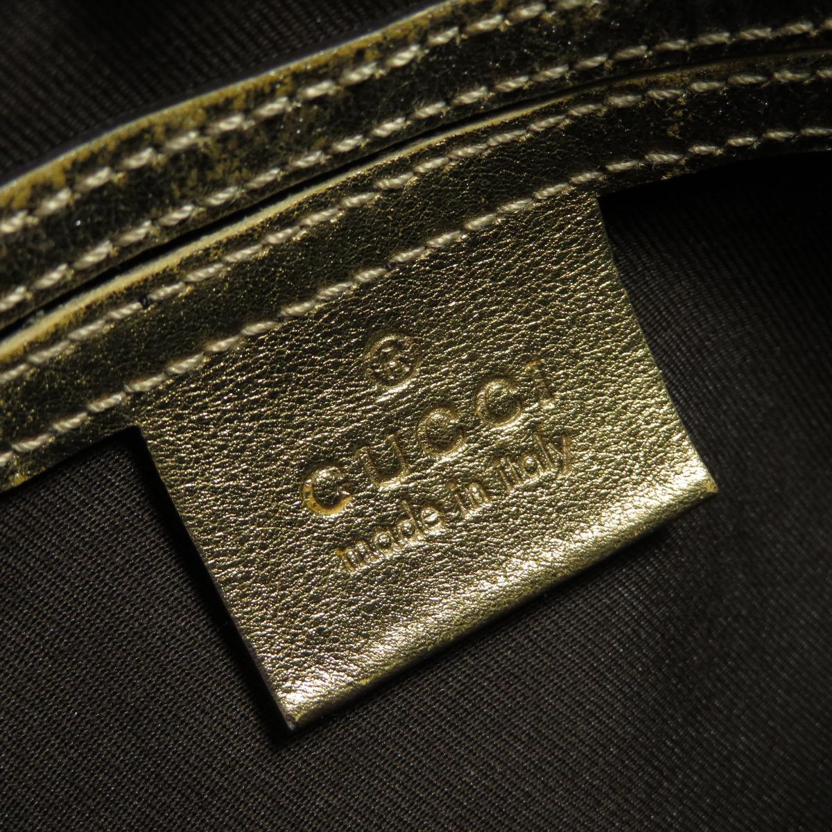 グッチ 193604 GGクリスタル ミニボストン ハンドバッグ PVC レディースGUCCIMVUGqSzp
