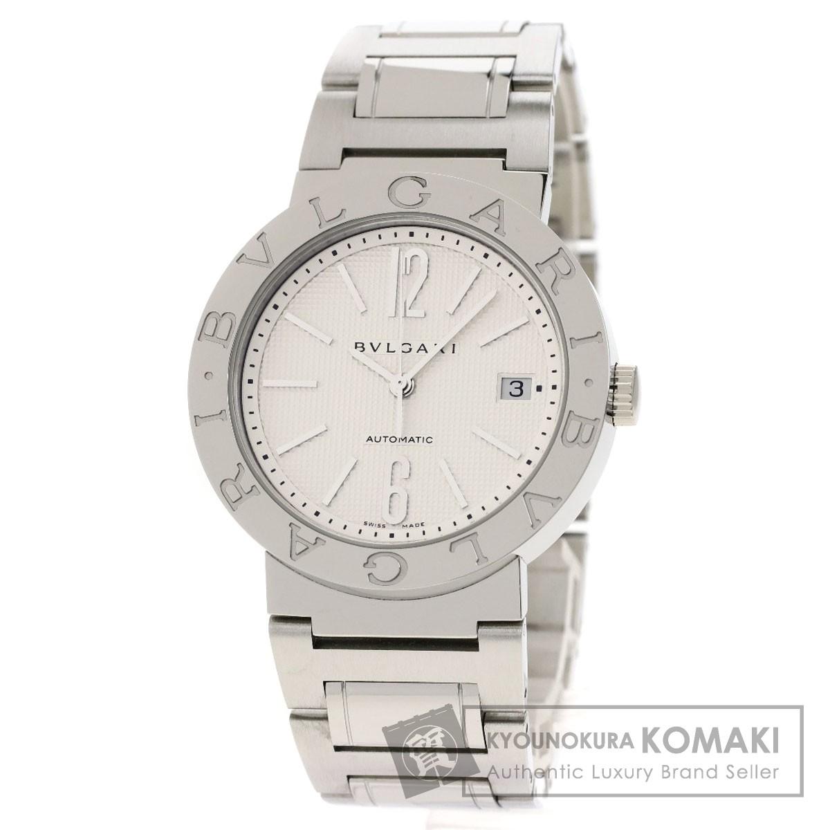 ブルガリ BB38WSSD/N ブルガリブルガリ 腕時計 ステンレススチール/SS メンズ 【中古】【BVLGARI】