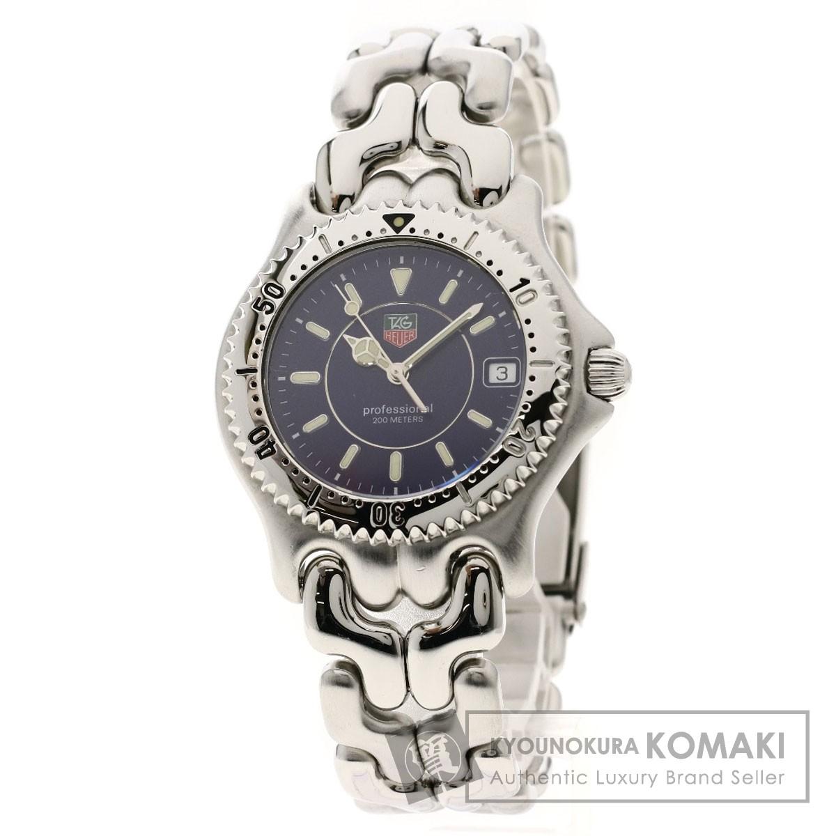 タグホイヤー WG111A プロフェッショナル 腕時計 ステンレススチール/SS メンズ 【中古】【TAG HEUER】