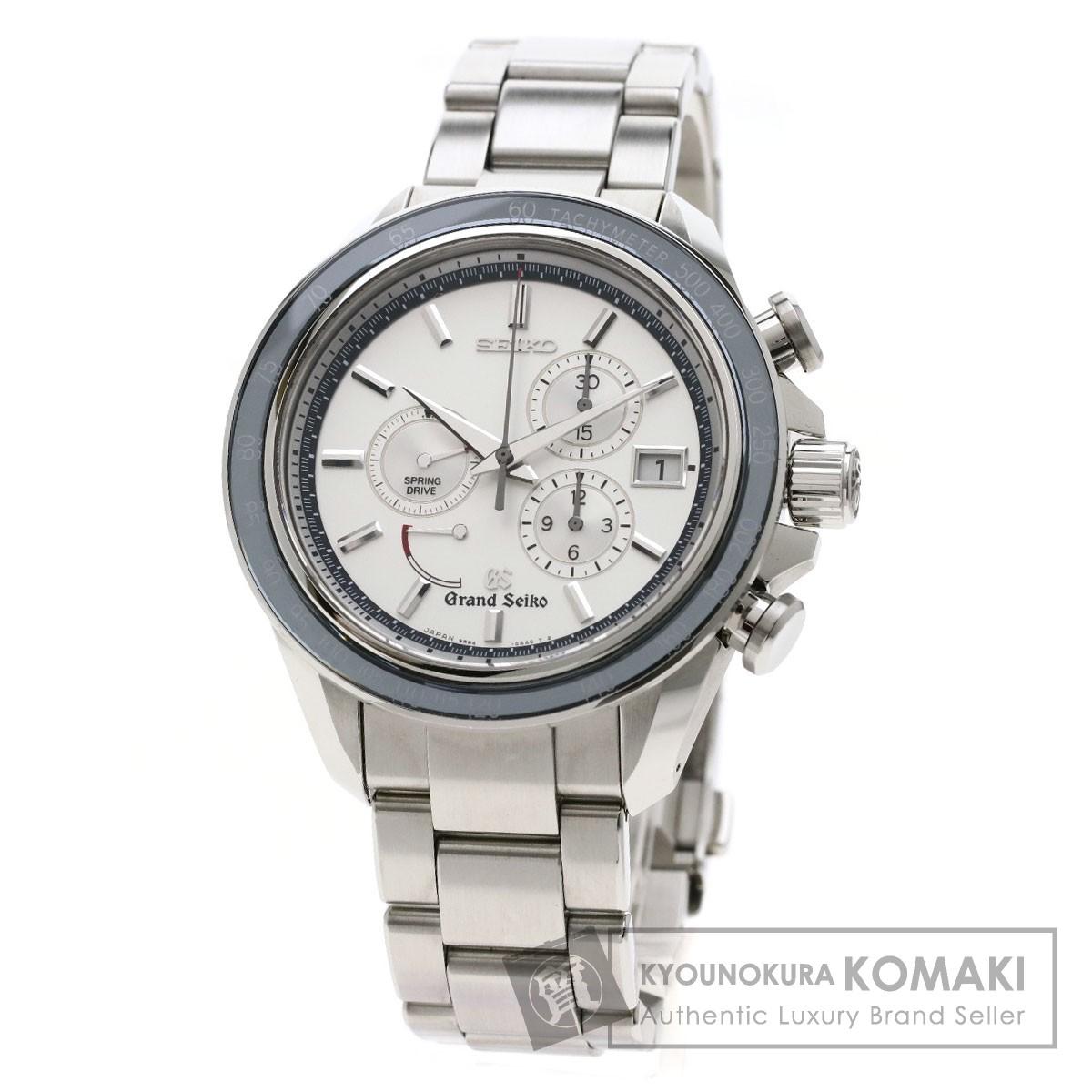 セイコー 9R84-0AA0 セイコー グランドセイコー SBGB001 腕時計 ステンレススチール/SS メンズ 【中古】【SEIKO】