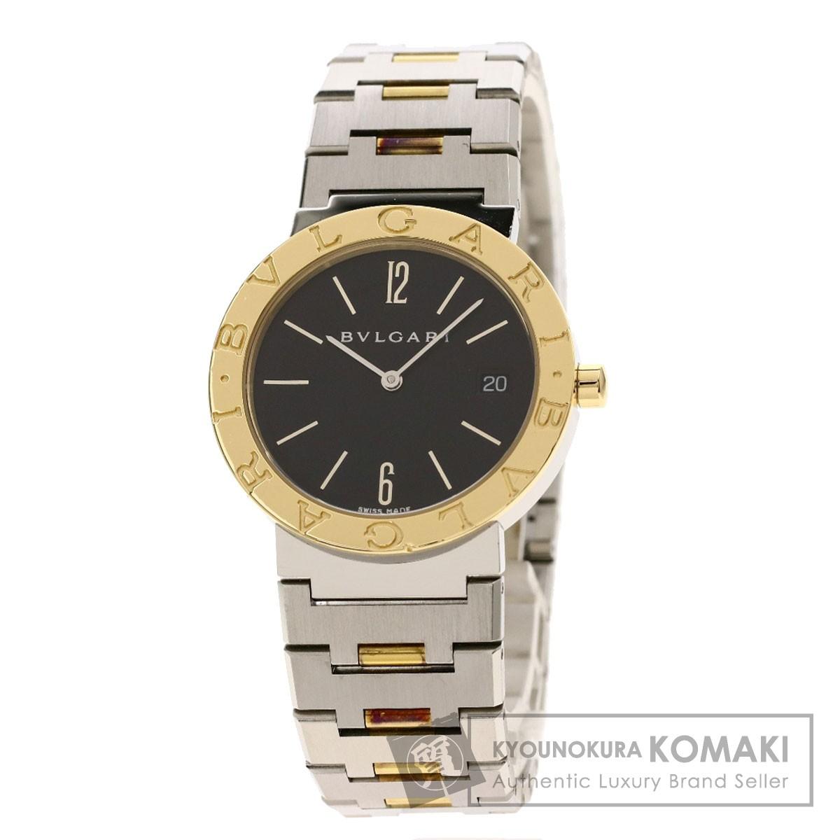 ブルガリ BB33SGD ブルガリブルガリ 腕時計 ステンレススチール/K18YGxSS メンズ 【中古】【BVLGARI】