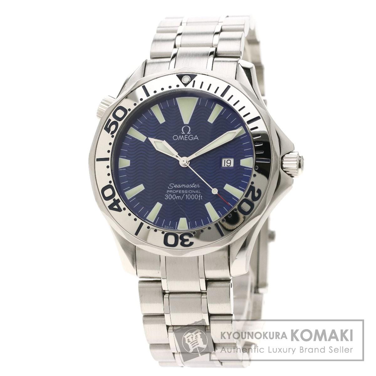 オメガ 2265.80 シーマスター 腕時計 ステンレススチール/SS メンズ 【中古】【OMEGA】