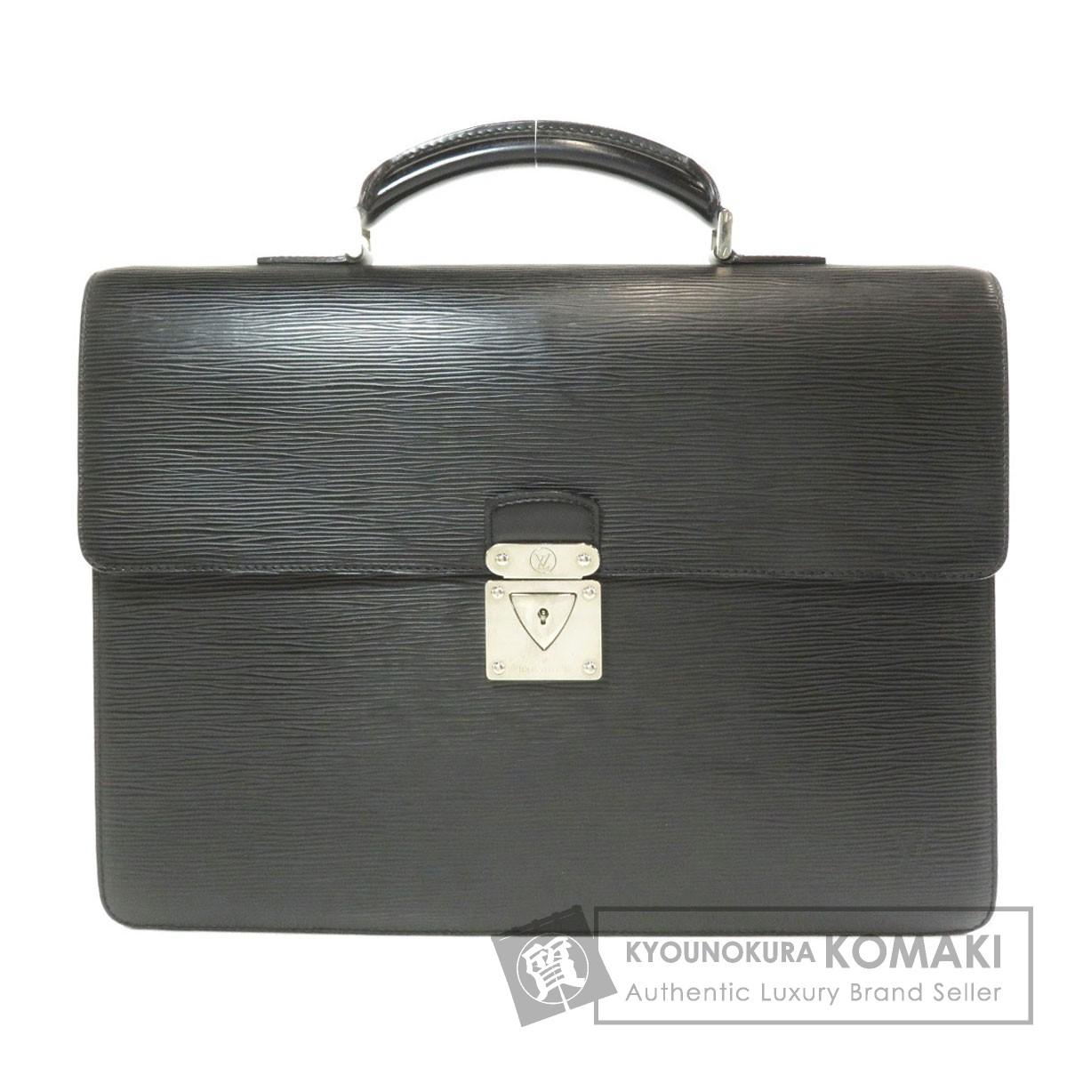 ルイヴィトン M54552 ラギート ビジネスバッグ エピレザー メンズ 【中古】【LOUIS VUITTON】