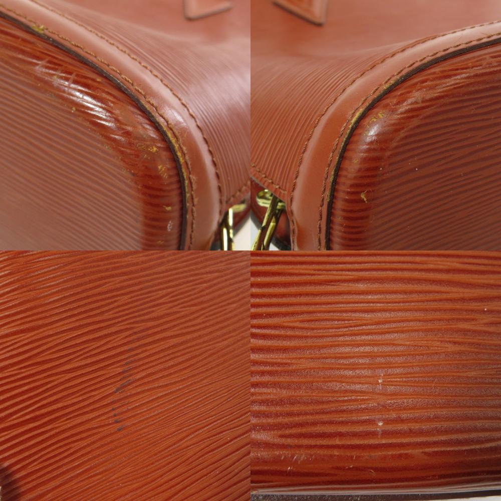 ルイヴィトン M52283 リュサック トートバッグ エピレザー レディースLOUIS VUITTONFl1JKc