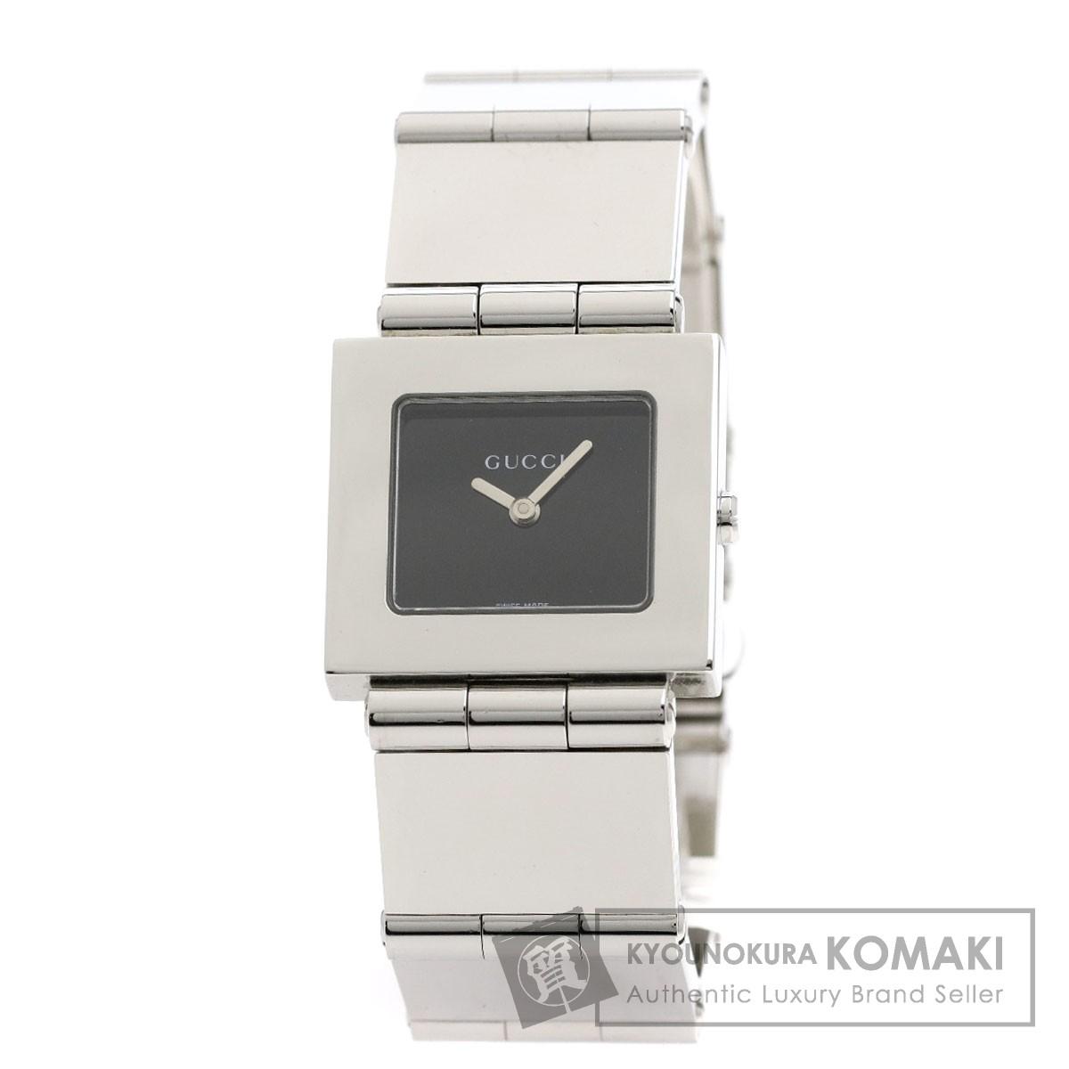 グッチ 600J 腕時計 ステンレススチール/SS ボーイズ 【中古】【GUCCI】