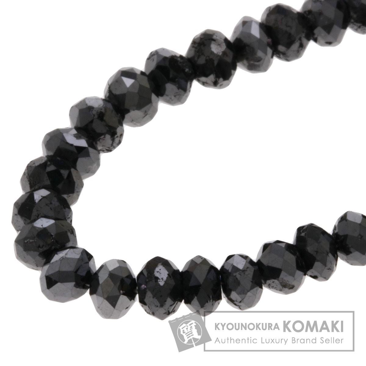 ネック ブラックD K18WG 10g