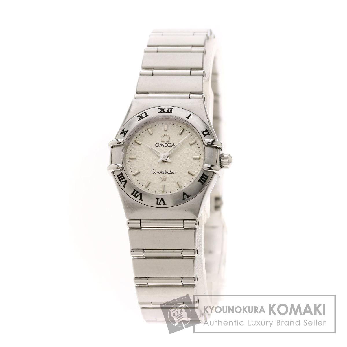 オメガ 1562.30 コンステレーション 腕時計 ステンレススチール/SS レディース 【中古】【OMEGA】